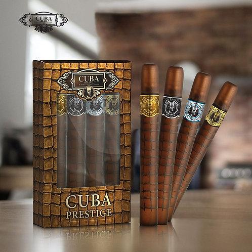 Cuba Prestige - 4 Piece Set