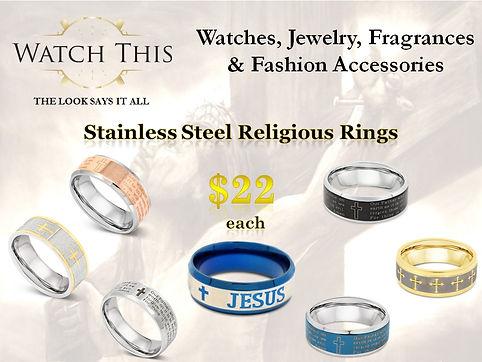 Stainless Steel Religious Rings.jpg