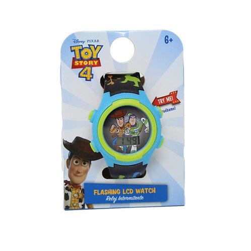Disney Toy Story 4 Flashing LCD Digital Watch