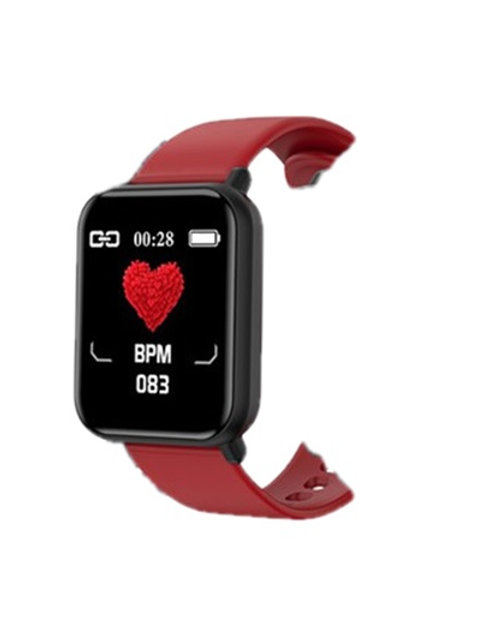 R16 Smart Watch - Red