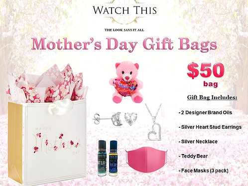 Mother's Day $50 Gift Bag