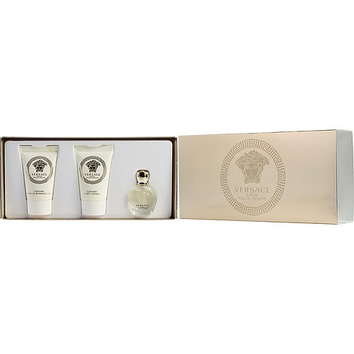 Versace Eros Pour Femme by Gianni Versace - Mini Gift Set