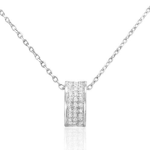 Elegant Ring Necklace