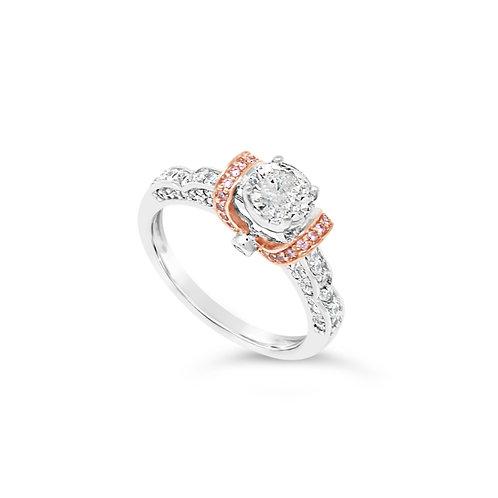 Fair Maiden Ring - Rose Gold