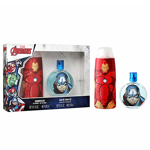 Marvel Avengers for Boys - 2 Piece Set