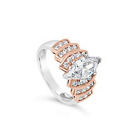 The Marquise - Rose Gold
