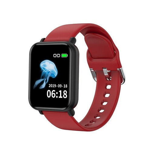 R16 Smart Watch - Red