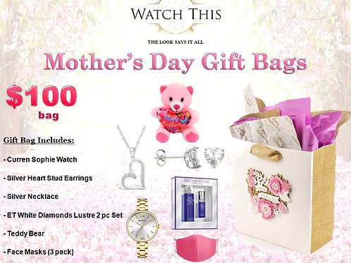 Mother's Day $100 Gift Bag