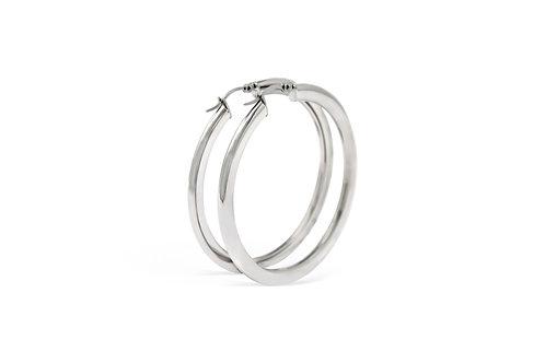 Stainless Steel Hoops - 3x54