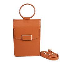 Ladies Wallet Bag - Tan