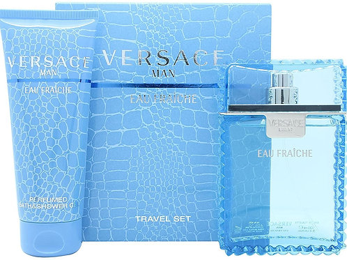 Versace Man Eau Fraiche - 2 piece Set