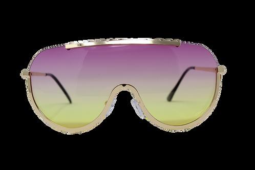 Trendz - Purple, Yellow
