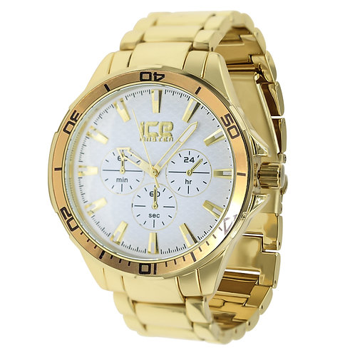 Curren Curdial Watch - Gold