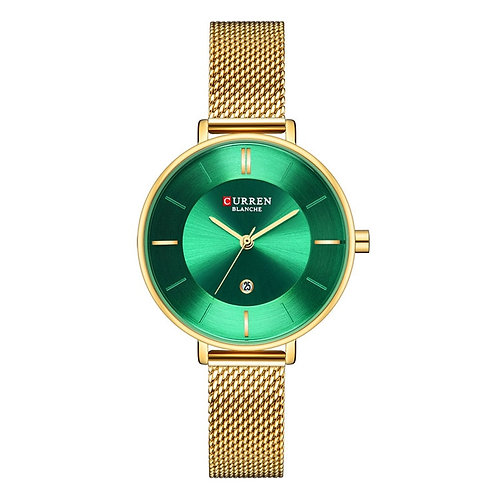 Curren Jade - Gold/Green