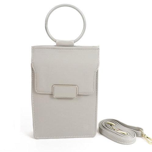 Ladies Wallet Bag - Gray