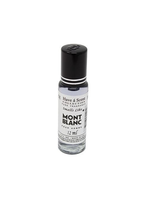 Mont Blanc 12ml Oil - Men