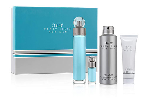 Perry Ellis 360 for Him - 4 Piece Set