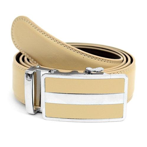 Khaki Slide Belt