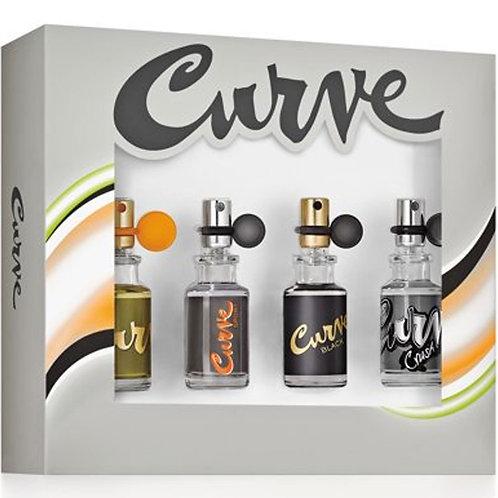 Curve Variety - 4 piece Set