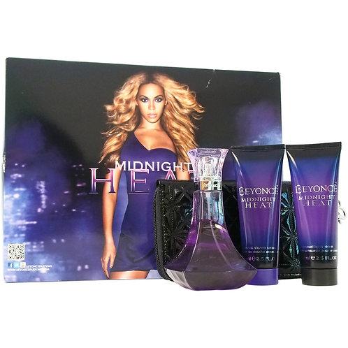 Beyonce Midnight Heat - 4 Piece Set