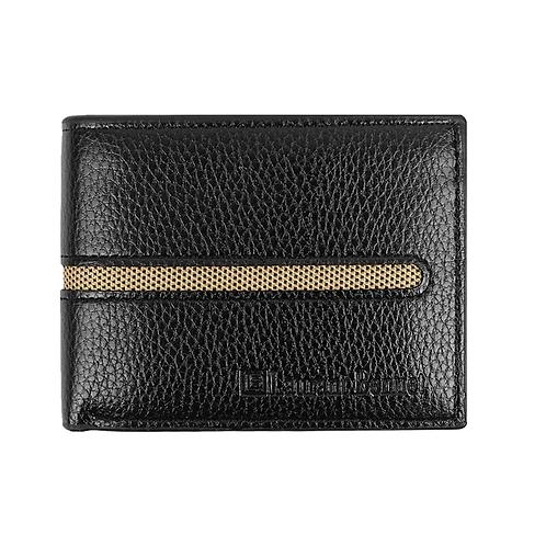 LB Equator Bi-Fold Men's Wallet - Taupe