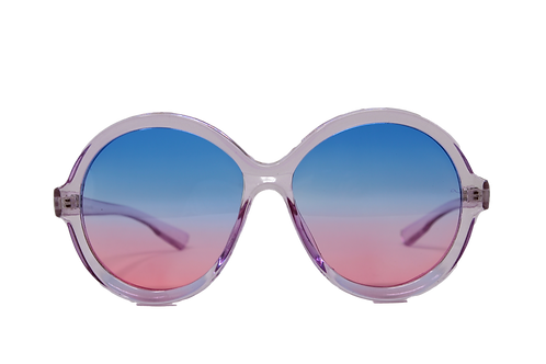 Beach Day - Blue, Pink