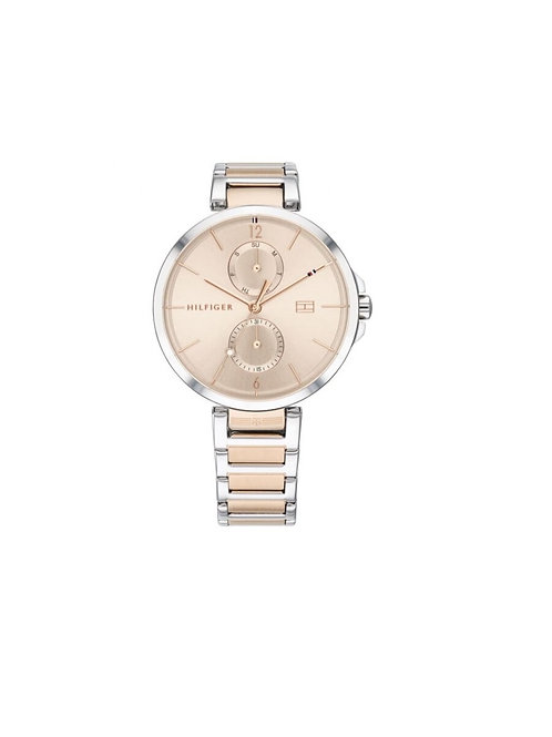 Tommy Hilfiger 2127 (Women) - Silver /Rose