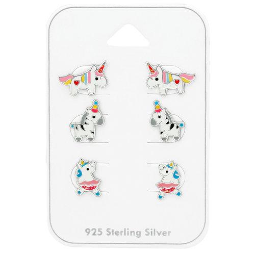 Earring Tripack - E9