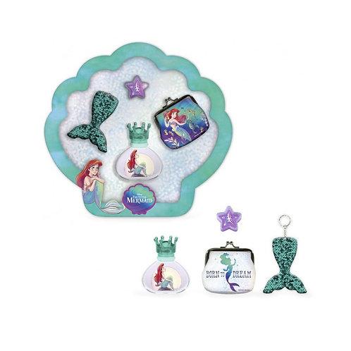 Disney Mermaid for Girls - 4 Piece Set