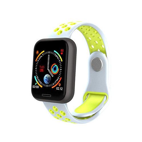 C68 Smart Watch - Yellow