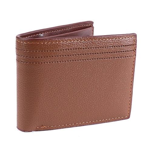 LB Three Line Bi-Fold Men's Wallet