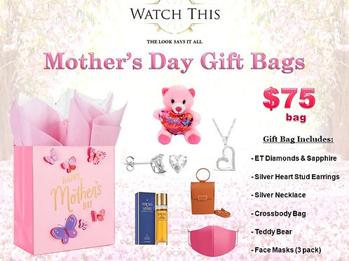 Mother's Day $75 Gift Bag