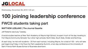 Journal Gazette Previews Pave The Path