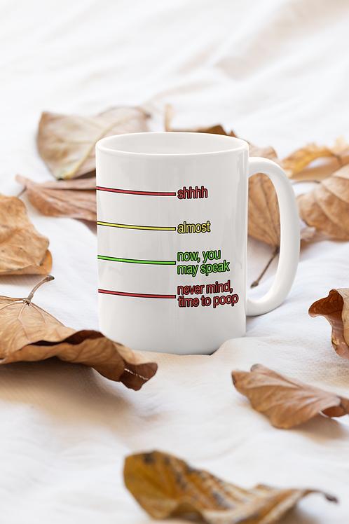 Shhhh Coffee Mug