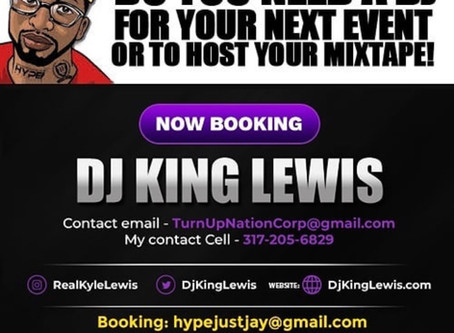 Cancellation of all dates until further notice. Book your Mixtape Hosting today!