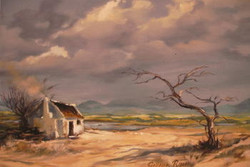 Storm Over Arniston