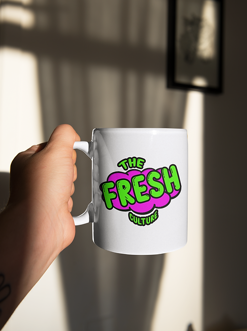 The Fresh Culture Mug