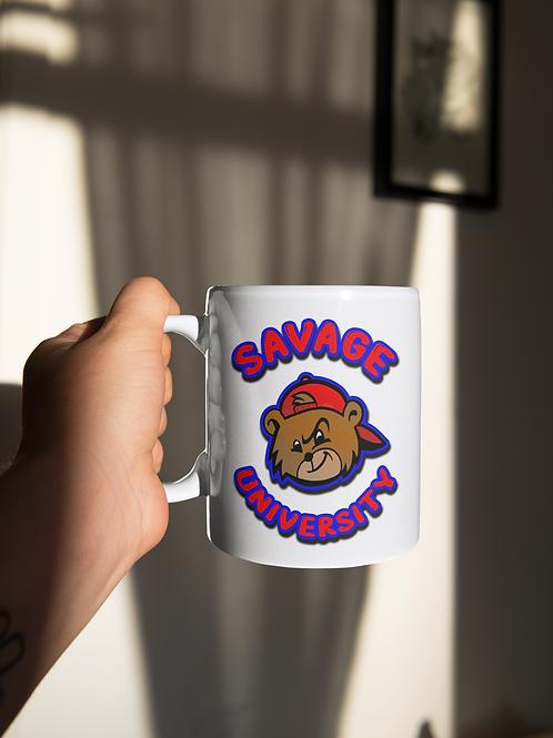 Savage University Mug