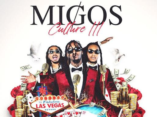Migos Announce 'CULTURE 3' Las Vegas Takeover