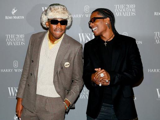Tyler, the Creator Trolls A$AP Rocky Over GQ Photo Shoot
