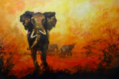 Triumph of the Bull