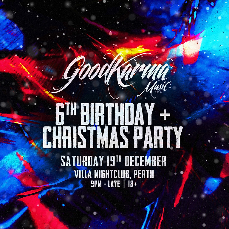 GKM / 6th Birthday D&B Christmas Party