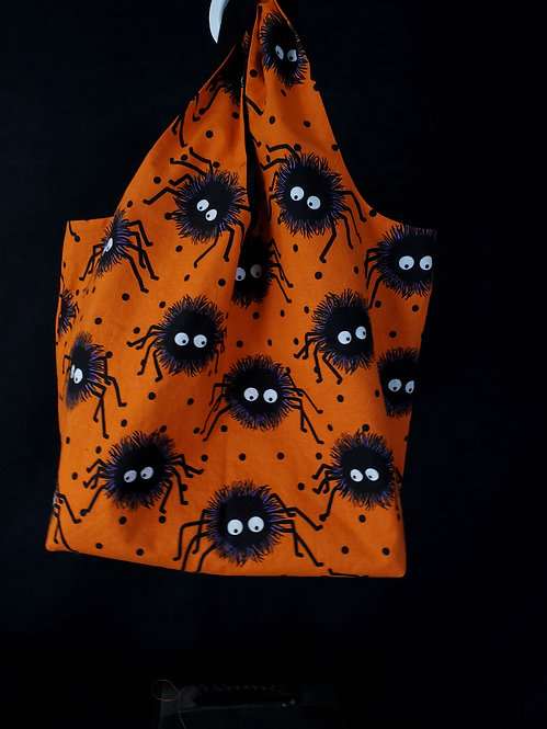 Spider Reusable Shopping Bag