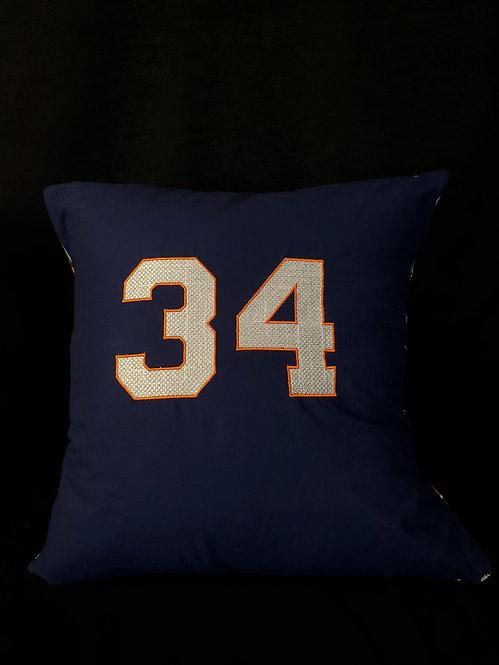 Random Number Pillow