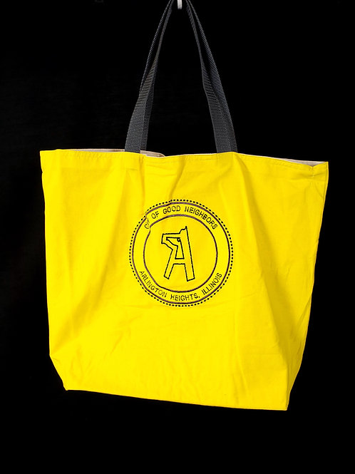 Arlington Heights Reusable Gusseted Market Bag