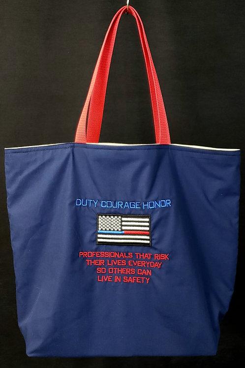 Hero Reusable Gusseted Market Bag