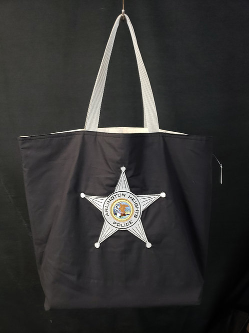 Arlington Heights Police Reusable Gusseted Market Bag
