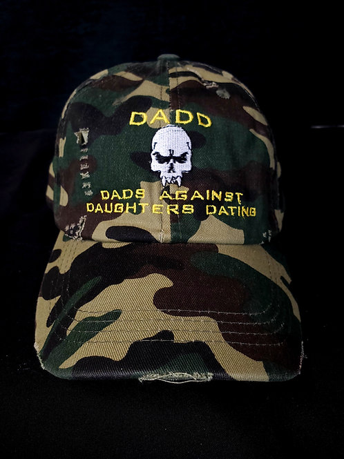 DADD Structured Baseball Hat