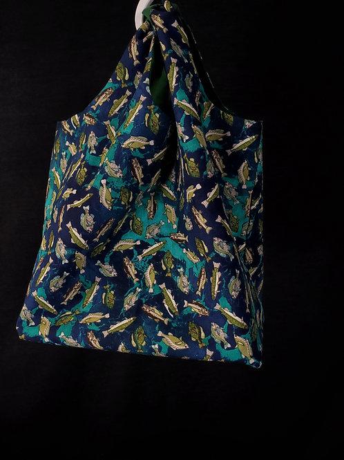 Fish Reusable Shopping Bag