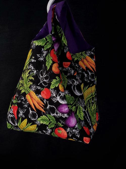 Vegetables Reusable Shopping Bag